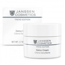 JANSSEN Cosmetics Trend Edition Skin Detox Cream - Антиоксидантный Детокс-Крем 50мл