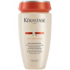 Kerastase Nutritive Bain Magistral - Термоактивный шампунь-ванна для сухих волос 250 мл