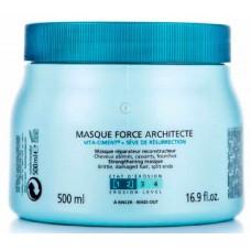 Kerastase Resistance Masque Force Architecte - Восстанавливающая маска для сильно поврежденных волос 500 мл