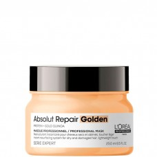 L'OREAL Professionnel ABSOLUT REPAIR GOLD Golden Masque - Маска с золотой текстурой для восстановления волос 250мл