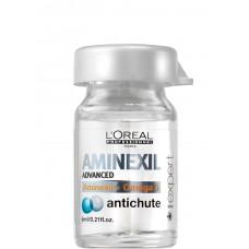L'Oreal Professionnel Aminexil Advanced NEW - Ампулы для Тонких Волос Склонных к Выпадению 42 х 6мл