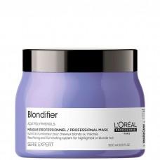 L'OREAL Professionnel BLONDIFIER Masque - Маска-сияние для волос восстанавливающая 500мл
