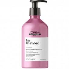 L'Oreal Professionnel LISS UNLIMITED Shampoo - Разглаживающий шампунь 500мл