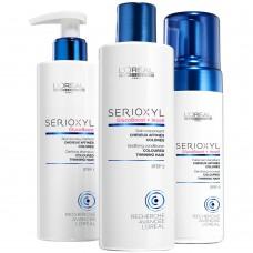 L'Oreal Professionnel SERIOXYL Kit Fuller Hair 2 - Набор 2 для окрашенных волос 250 + 250 + 125мл