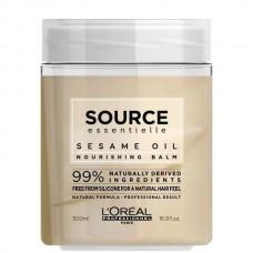 L'OREAL Professionnel SOURCE ESSENTIELLE Nourishing Mask - Маска питательная для сухих волос 500мл