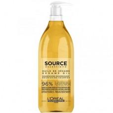 L'OREAL Professionnel SOURCE ESSENTIELLE Nourishing Shampoo - Шампунь питательный для сухих волос 1500мл