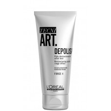 L'OREAL Professionnel Tecni.ART DEPOLISH - Реконструирующая паста для волос (фикс 4), 100мл