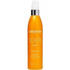 LA BIOSTHETIQUE METHODE SOLEIL Laque - Неаэрозольный лак для волос с водостойкими УФ-фильтрами широкого спектра 200мл