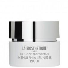 LA BIOSTHETIQUE METHODE REGENERANTE Menulphia Jeunesse Riche - Крем регенерирующий насыщенный интенсивного действия 50мл