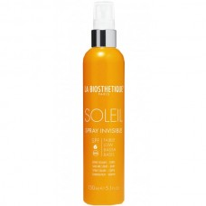LA BIOSTHETIQUE METHODE SOLEIL Spray Invisible (SPF 6) Corps - Водостойкое масло для загара с каротином (SPF 6) 150мл