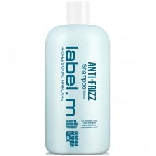 label.m ANTI-FRIZZ Shampoo - Разглаживающий шампунь 1000мл