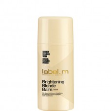label.m Brightening Blonde Balm - Бальзам Осветляющий для блондинок 100мл