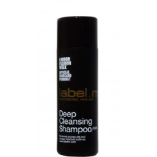 label.m Cleanse Deep Cleansing Shampoo - Шампунь Глубокая Очистка 60мл