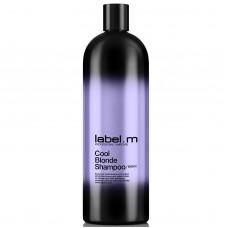 label.m Cool Blonde Shampoo - Шампунь Холодный блонд 1000мл