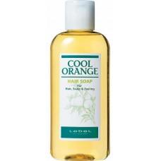Lebel Cool Orange Hair Soap Cool - Шампунь для волос «Холодный Апельсин» 200 мл