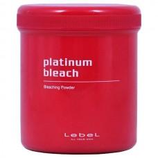 Lebel Platinum Bleach - Порошок осветляющий 350 гр