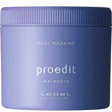 Lebel Proedit Hairskin Oasis Relaxing - Крем для волос «Оазис» 360 гр