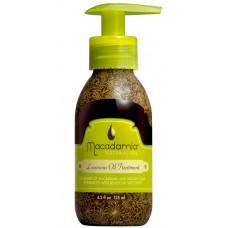 Macadamia natural oil Healing Oil Treatment - Уход восстанавливающий с маслом арганы и макадамии 125 мл