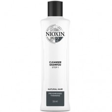 NIOXIN System 2 Cleanser - Ниоксин Очищающий Шампунь (Система 2), 300мл
