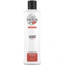 NIOXIN System 4 Cleanser - Ниоксин Очищающий Шампунь (Система 4), 300мл