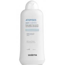 Sesderma ATOPISES Body wash gel - Гель для душа 750мл