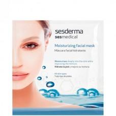 Sesderma SESMEDICAL Mask Moisturizing faciel mask - Маска для лица увлажняющая 1шт