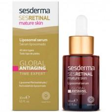 Sesderma SESRETINAL MATURE SKIN Liposomal serum - Сыворотка «Эксперт времени» липосомальная омолаживающая 30мл