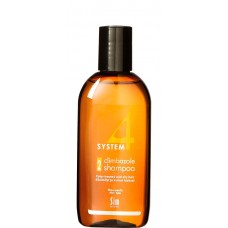 Sim SENSITIVE SYSTEM 4 Climbazole Shampoo 2 - Шампунь №2 для сухих поврежденных и окрашенных волос 100мл