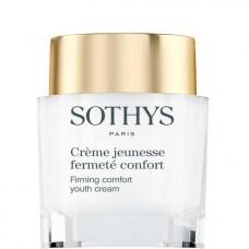 SOTHYS ANTI-AGE Firming comfort youth cream - Укрепляющий насыщенный крем для интенсивного клеточного обновления и лифтинга 50мл