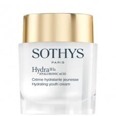 SOTHYS Hydra3Hа Hydrating youth cream - Лёгкий увлажняющий крем лица 50мл