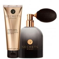 """SOTHYS SECRETS SET - Подарочный набор: парфюмированная вода """"SECRETS"""" + Крем для тела 50 + 75мл"""