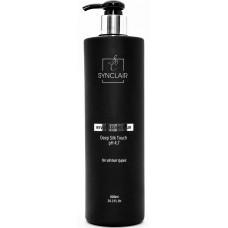 SYNCLAIR Deep Silk Touch - Профессиональный уход для волос с протеинами шелка и гидролизированным кератином 600мл