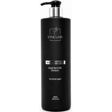 SYNCLAIR Swept-Back Hair Shampoo - Увлажняющий шампунь для всех типов волос 600мл