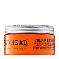 TIGI Bed Head Colour Goddess Miracle Treatment Mask For Coloured Hair - Маска питательная для окрашенных волос 200мл