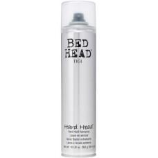 TIGI Bed Head Hard Head - Лак для суперсильной фиксации 385мл