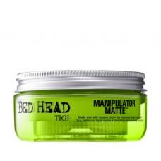 TIGI Bed Head Manipulator Matte Wax With Massive Hold - Воск матовый сильной фиксации с ароматом яблока 57,5гр