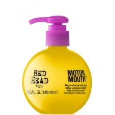 TIGI Bed Head Motor Mouth Mega Volumizer With Gloss Ulta - Крем для укладки для объема и блеска 240мл