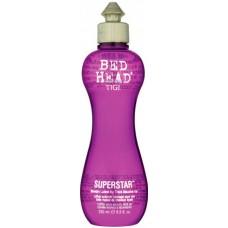 TIGI Bed Head Superstar Blowdry Lotion - Термоактивный лосьон для придания объема волосам 250мл